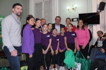 Apoyo del Gobierno Provincial al deporte adaptado de Corrientes