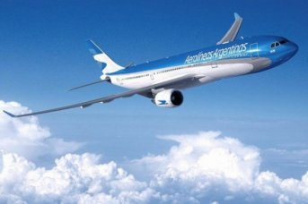 Pasajeros heridos por turbulencia en un vuelo de Aerolíneas Argentinas que venía de Miami