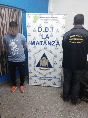 Correntino con frondoso prontuario fue detenido en Buenos Aires