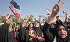 Seis semanas de protestas dejan m�s de 300 muertos y 15.000 heridos
