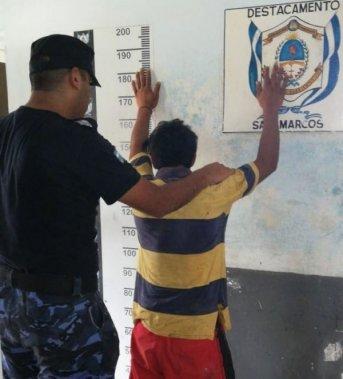 Atraparon al sospechoso del crimen de un joven en el Bº Patono