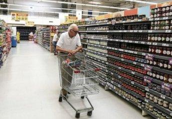 Precios de alimentos subieron mucho más que la inflación