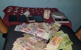 Desbarataron kiosco de droga: incautaron cocaína y $100 mil