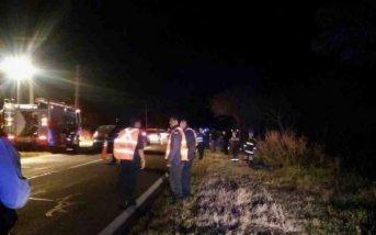 Motociclista murió tras colisionar con una camioneta sobre ruta 12