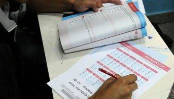 Tres localidades correntinas están por encima de la media nacional en matemática