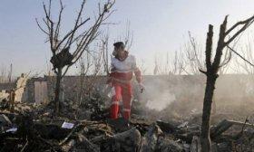 Ucrania accedi� a la caja negra del avi�n que se estrell� en Teher�n