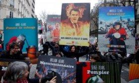 Francia: nueva protesta multitudinaria contra la reforma jubilatoria