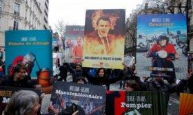 Macron exige el fin de la huelga, pero los gremios van por m�s