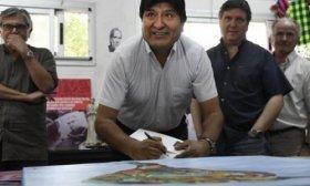 Fuerte interna en la UCR por la presencia de Evo Morales en Argentina