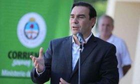 El gobernador Gustavo Vald�s retom� sus actividades oficiales
