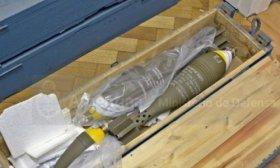 Hallaron tres cajas con explosivos en un ba�o del Ministerio de Defensa