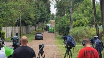 Encontraron el cuerpo de Ezequiel Núñez, el remisero que fue arrastrado por una tormenta en Benavídez