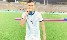 El correntino Marcero Herrera debuta con la selecci�n sub 23