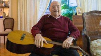 A los 89 años murió Juan Carlos Saravia, el fundador de Los Chalchaleros