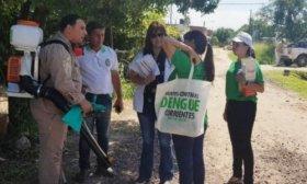 Dengue: esperan partida de repelente de Naci�n, mientras hay que comprar