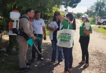 Dengue: esperan partida de repelente de Nación, mientras hay que comprar