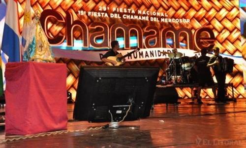 Mirá la grilla de la tercera noche de la Fiesta del Chamamé