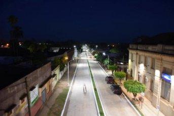 Alvear celebra 157 años con obras en ejecución y apoyo provincial