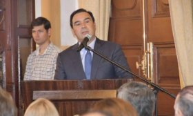 Gobernador Vald�s: Estamos generando obras y desarrollo para las futuras generaciones