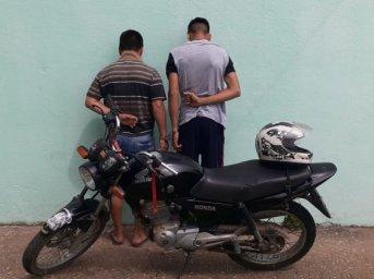 Atraparon a los motochorros que atacaron ferozmente a una mujer