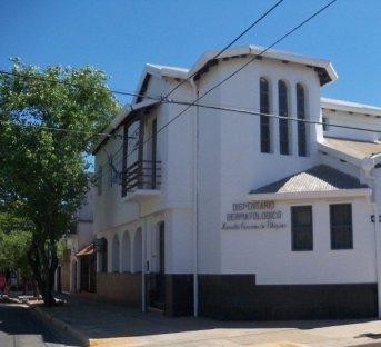 El Dispensario Dermatológico, un centro de referencia de la región con más de 60 mil atenciones anuales