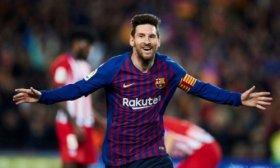 Lionel Messi gan� el premio Laureus al mejor deportista
