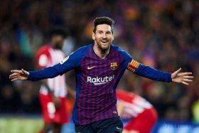 Lionel Messi ganó el premio Laureus al mejor deportista