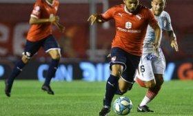Independiente sac� un empate sobre el final ante Arsenal