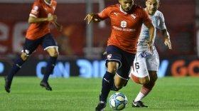 Independiente sacó un empate sobre el final ante Arsenal