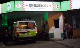 Muri� motociclista en Capital y un joven tras un vuelco en el interior