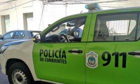Dos motochorros violentos le arrebataron 3.500 pesos
