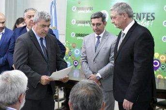 Asumió el nuevo subsecretario de Asuntos de Estado, José Vassel