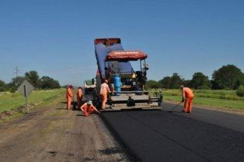 Hoy Vialidad Nacional realizará trabajos sobre Ruta Nacional Nº 12