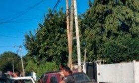 Detuvieron a polic�as que a bordo de un auto eludieron control de emergencia sanitaria