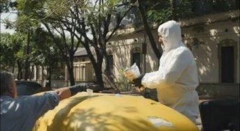 Fumigaron las principales arterias de Capital y zonas de aglomeraciones para prevenir el Dengue y Coronavirus