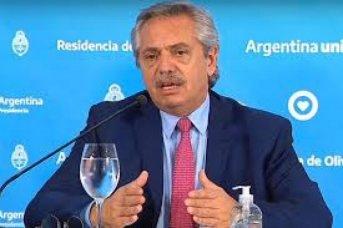 Alberto Fernández sobre lo sucedido en los bancos: