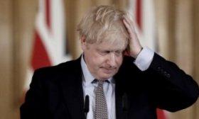 Boris Johnson seguir� internado pero se encuentra bien, seg�n un ministro del gabinete