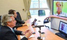 Esta tarde, Alberto Fern�ndez mantendr� una videoconferencia con los Gobernadores