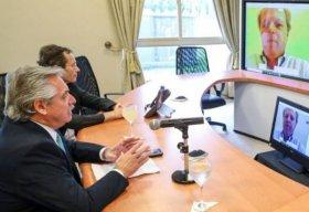 Esta tarde, Alberto Fernández mantendrá una videoconferencia con los Gobernadores