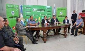 El ministerio de Seguridad realiza m�ltiples acciones para cuidar a la ciudadan�a durante la pandemia