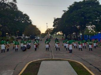 Corrientes recuerda el Día de la Patria con escasas autoridades y sin público