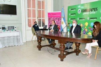 La Provincia conmemoró el Día Nacional de la Donación de Órganos con un acto en Casa de Gobierno