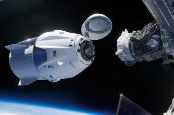 Cómo ver en vivo el acople con la Estación Espacial Internacional