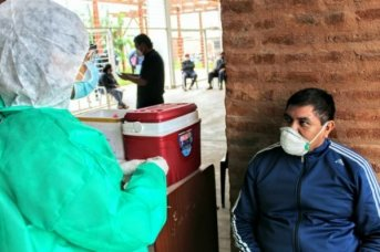 Coronavirus: se reportaron siete nuevos casos y aseguran que disminuyó la velocidad de los contagios en el Chaco