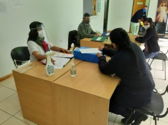 Continúan las evaluaciones para la entrega de Certificados de Discapacidad
