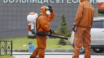 Rusia supera los 10.000 fallecidos por coronavirus