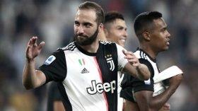 Juventus, sin Dybala pero con Higuaín, visita a Milan en el inicio de la fecha en Italia
