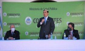 Naci�n gir� a Corrientes $360 millones de ATN, ahora se espera la cuota restante