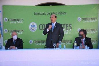 Nación giró a Corrientes $360 millones de ATN, ahora se espera la cuota restante