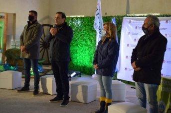 En Ituzaingó: Valdés volvió a demostrar la confianza en el trabajo del campo correntino